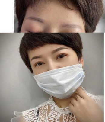 Correct Old Eyebrow